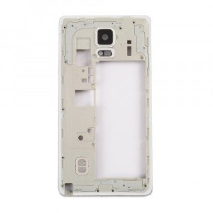 Back Housing for Samsung Galaxy Note 4 (N910A / N910T) - White