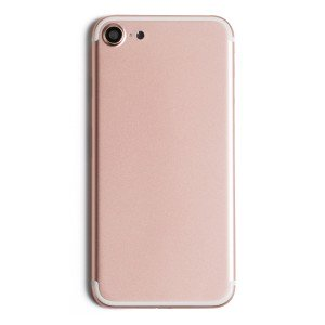 "Back Housing for iPhone 7 (4.7"") (Generic) - Rose Gold"