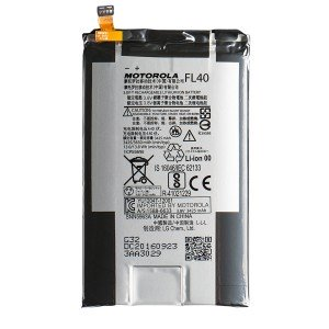 Battery (FL40) for Motorola Droid Maxx 2 (XT1565) (Authorized OEM)