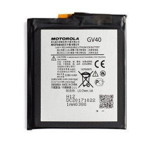 Battery (GV40) for Moto Z Droid Force (Authorized OEM)