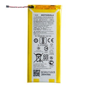 Battery (HG40) for Motorola Moto G5 Plus (XT1687) (Authorized OEM)