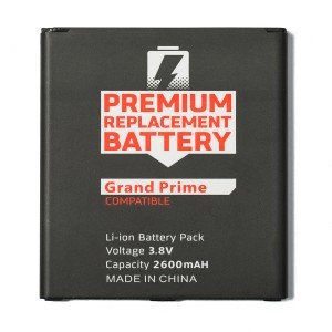 Battery for Samsung Galaxy Grand Prime (MDSelect)