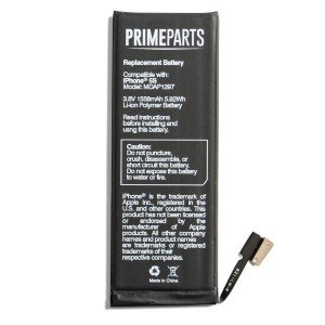 Battery with Adhesive for iPhone 5S (PRIME)