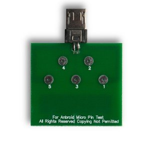 Charging IC Tester Board for Androids