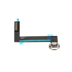 Charging Port Flex Cable for iPad Air 2 - White