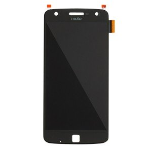 LCD & Digitizer Assembly for Motorola Moto Z Play (XT1635) (Authorized OEM) - Black