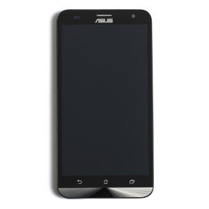 LCD & Digitizer Frame Assembly for Asus Zenfone 2 Laser (ZD551KL / ZE551KL) - Black