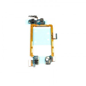 Main Flex Cable (w/ Audio Jack & Charging Port & Microphone) for LG G2 (LS980)