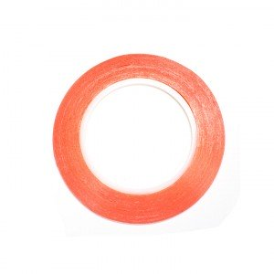 Premium Double Sided Red Tape (3mm)