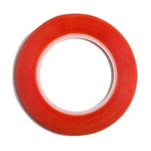 Premium Double Sided Red Tape (6mm)
