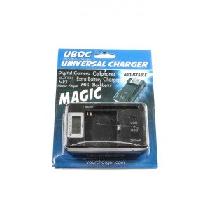 UBOC Chopper Universal Battery Charger