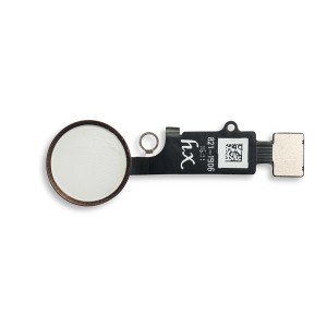 HX Home Button Flex Cable for iPhone 7 / 7+ / 8 / 8+ - Rose Gold (Universal - V6)