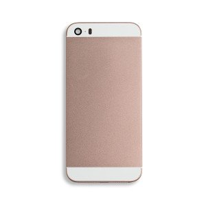 Back Housing for iPhone SE (GENERIC) - Rose Gold