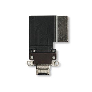"Charging Port Flex Cable for iPad Pro 11"" (1st Gen) / iPad Pro 12.9"" (3rd Gen) - Space Gray"