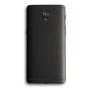 Back Cover for OnePlus 3T - Black