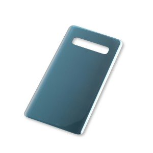 Back Cover with Adhesive for Galaxy S10 (Generic) - Prism Green