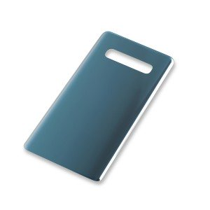 Back Cover with Adhesive for Galaxy S10+ (Generic) - Prism Green