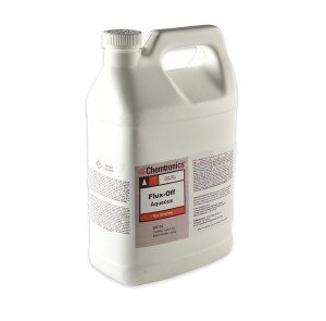 Ultrasonic Cleaning Solution / Aqueous Flux Remover (1 Gallon)