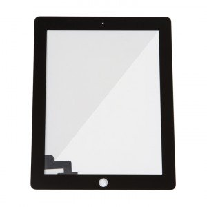 Digitizer for iPad 2 (SELECT) - Black