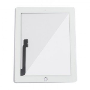 Digitizer for iPad 3 / iPad 4 (MDSelect) - White