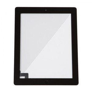 Digitizer with Home Button for iPad 2 (EXPRESS) - Black