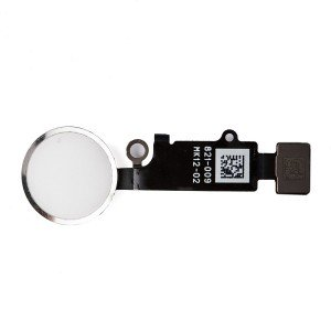 Home Button Flex Cable for iPhone 7 Plus - Silver (Non-Functioning Cosmetic)