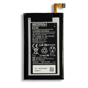 Battery (ED30) for Moto G1 / G2 (Authorized OEM)