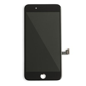LCD Frame Assembly for iPhone 7 Plus (CHOICE) - Black