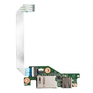 SD Reader and USB Board (OEM Pull) for Acer Chromebook 11 C720 / C720P