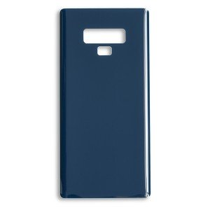 Back Glass for Samsung Galaxy Note 9 (w/ Adhesive) (Generic) - Ocean Blue