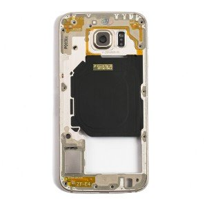 Back Housing for Samsung Galaxy S6 (G920A / G920T) - Gold