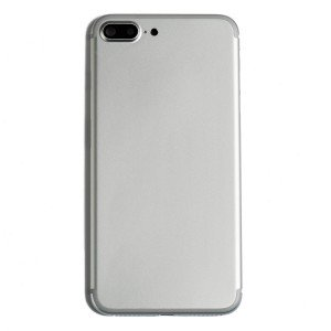 """Back Housing for iPhone 7 Plus (5.5"""") (Generic) - Silver"""