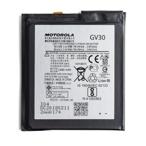 Battery (GV30) for Moto Z Droid / Moto Z / Moto Z Dual (Authorized OEM)