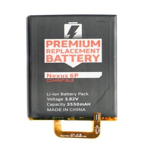 Battery for Huawei Google Nexus 6P