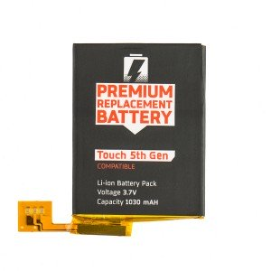 Battery for iPod Touch 5th Gen (MDSelect)