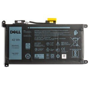Battery for Dell Chromebook 11 3180 / 3189 / 5190 / 5190 Touch / 5190 2-in-1