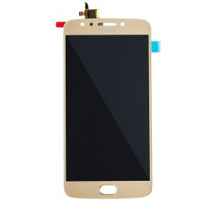 LCD Assembly for Moto E4 Plus (XT1774) (Authorized OEM) - Gold