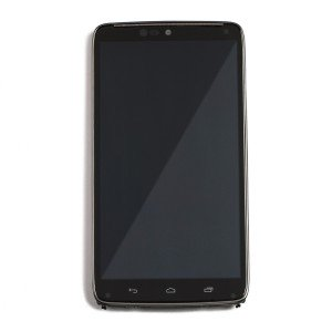 LCD & Digitizer Frame Assembly for Motorola Droid Turbo - Black