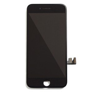 "LCD & Digitizer Frame Assembly (w/ Front Cam & Prox. Sensor & Ear Speaker) for iPhone 8 (4.7"") (MDSelect) - Black"