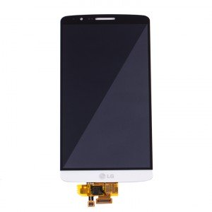 LCD & Digitizer for LG G3 - White