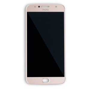 LCD Assembly for Moto G5S Plus (XT1806) (Authorized OEM) - Blush Gold