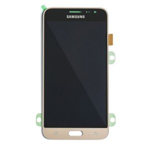 LCD & Digitizer for Samsung Galaxy J3 (J320) (PrimeParts - OEM) - Gold