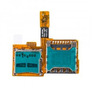 Memory Card & Dual Sim Tray Flex Cable for Samsung Galaxy Note 3