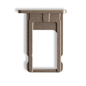 Sim Card Tray for iPhone 6 - Gold