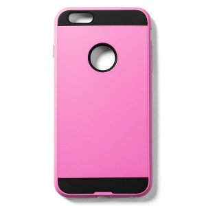 "Fashion Style Case for iPhone 6 Plus (5.5"") / iPhone 6S Plus (5.5"") - Pink"