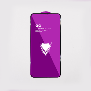 Tempered Glass for iPhone X / XS / 11 Pro - Full Coverage