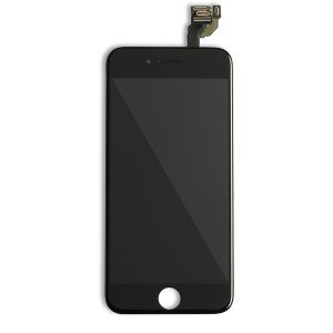 Display Assembly with Small Parts for iPhone 6 (SELECT - EXPRESS) - Black