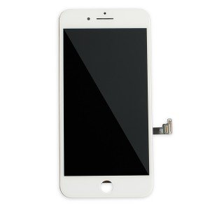 LCD Frame Assembly for iPhone 8 Plus (CHOICE) - White