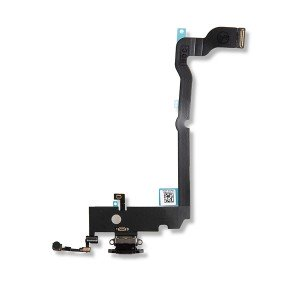 Charging Port Flex Cable for iPhone XS Max - Space Gray