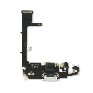 Charging Port Flex with Sub-Board for iPhone 11 Pro (PRIME) - Silver